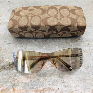 ♥️ Coach ♥️ Gwen Smoke Sunglasses